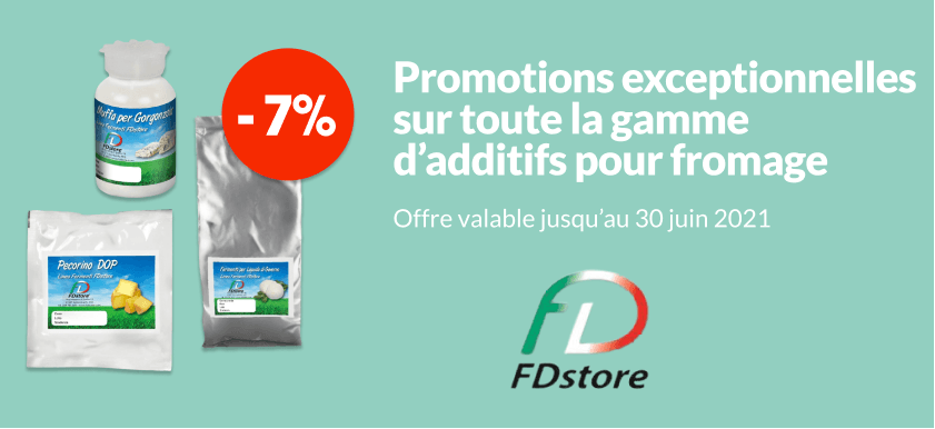 Promotion FD store