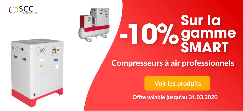 Compresseur SMART (air compressor)