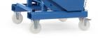 Roues de chariot en polyamide  Charge 2500 kg