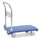 Chariot à plateaux  Plastiques - 1 plateau
