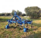 Cultivateur CEM V élastique à réglage mécanique