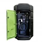Cuve gasoil 2500L double paroi Fuelstation - Plastique - Stationnaire - 60L/min