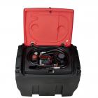 Cuve fioul 450L plastique mobile mobiFITT - Simple paroi - 35L/min