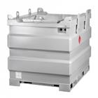 Cuve de transport gasoil 1000L acier mobiSTEEL - Double paroi - 60L/min