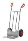 Diable  Aluminium - Charge 150kg - Avec bavette large