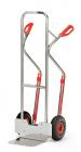 Diable  Aluminium - Charge 200kg - Avec patins amovibles