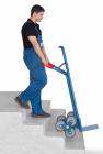 Diable escalier  Acier - Charge 200kg - 3 roues étoile