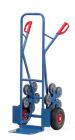 Diable escalier  Acier - Charge 200kg - 5 roues étoile