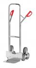 Diable escalier  Aluminium - Charge 200kg - 3 roues étoile