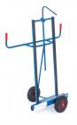 Diable porte-panneaux  Charge 300kg - 2 roues d'appui