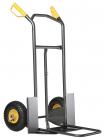 Diable Rollax 946 G Nouvelle pelle fixe 187 x 598 mm. Pelle rabattable 420 x 326 mm. Nouveau : avec protections de roues