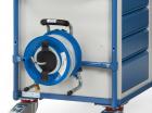 Enrouleur de tuyau à air comprimé