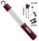 Lampe LED à accu 3.6 V 70 SMD Li-ion  Accu 3.6 V 70 SMD Li-ion
