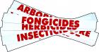Lot de 16 magnets de classement des produits phytosanitaires