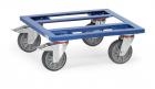 Plateaux roulants  Charge 400kg - Armature ouverte