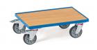 Rouleur de bacs  Charge 250kg - Avec plateau - Avec rebord