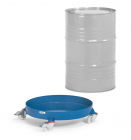 Rouleur de fûts  Charge 250kg - Diamètre 630mm