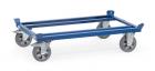 Rouleur de palettes  Charge 1200kg - Bleu