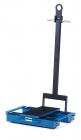 Rouleur pour charges lourdes  Charge 6t - Avec timon
