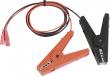 Câble de raccordement 12 V pour électrificateurs sur pile 9 V