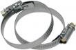 Collier de serrage Inox - 32 à 50 mm