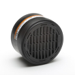 Filtres ZA2B2P3 pour masque respiratoire - Set composé de 4 filtres