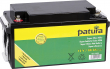 Super batterie fixée AGM 12 V / 50 Ah, pourElectrificateurs 12 V,