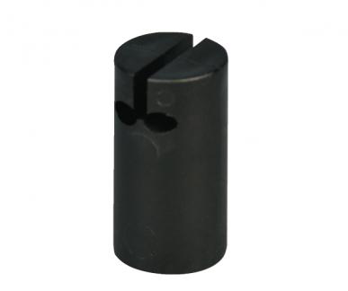 Isolateur tête de piquet pour piquet fibre de verre Ø 12mm
