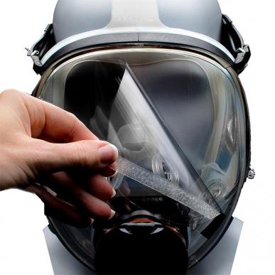 Visierfolien für die cleanspace ™ ULTRA Maske IP66