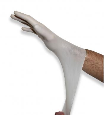 100 Einweghandschuhe Latex nicht-steril, talkrei
