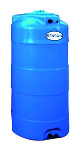 Cuve de récupération d'eau de pluie verticale 1000 Litres