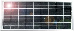 Module solaire 15 W, avec support universel pour P100-P200-P1500