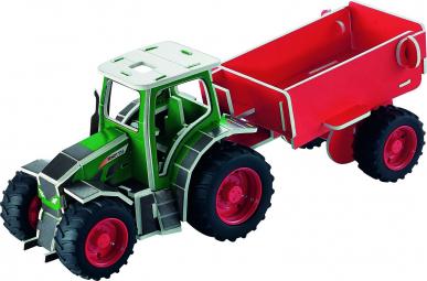 Puzzle 3D de Construction – Tracteur Fendt Vario 518