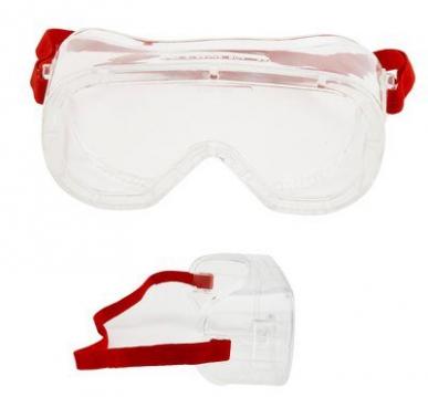 Anti-Beschlag-Brille