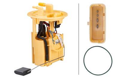 8TF 358 106-181 Kraftstoff-Fördereinheit - elektrisch - 4-polig - mit Dichtung/mit Tankgeber