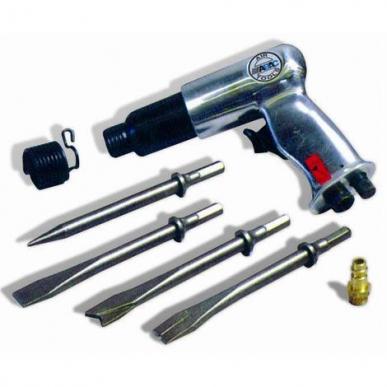 Coffret marteau burineur pneumatique - 175 mm