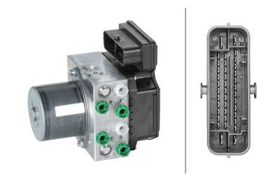 5SD 014 989-001 Hydraulikaggregat, Bremsanlage - 38-polig - für Fahrzeuge ohne Adaptive Cruise Control