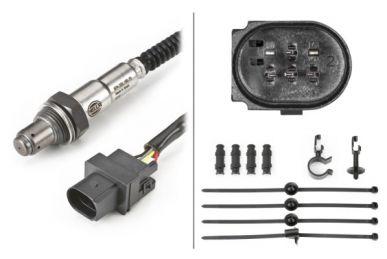 6PA 009 166-791 Lambdasonde - 6-polig - Kabel: 800mm
