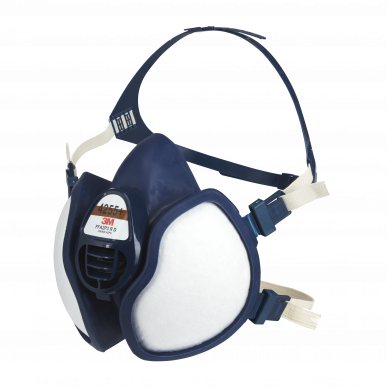 Phytosanitäre Maske 4255 mit A2P3-Patronen