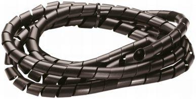 8JR 178 587-002 Spiralschlauch - schwarz - gewunden - Menge: 10