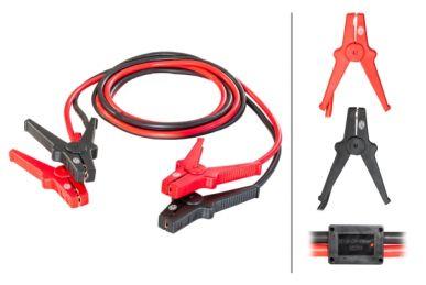 8KS 236 689-001 Starthilfekabel - 12/24V - 350A - Kabel: 3.5m - mit Überspannungsschutz