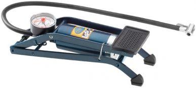 8TM 003 791-002 Luftpumpe mit analoger Anzeige - Fördermenge pro Hub: 210cm³manuell (Fußbetätigung)
