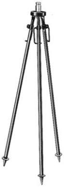 8XT 002 117-001 Stativ - Stahl