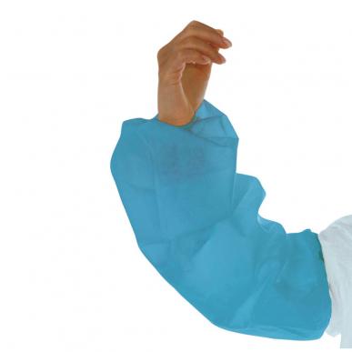 Manches de protection d'avant bras jetable 100 pièces
