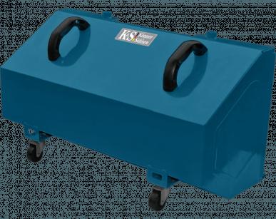 Abfallbehälter für die Reinigungsbürste KS 7HP-MFM-80E