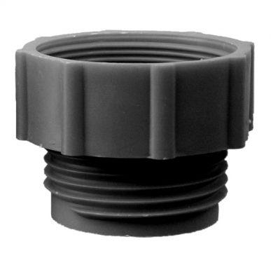 """Adaptateur 2""""/ 63 mm pour fût plastique"""