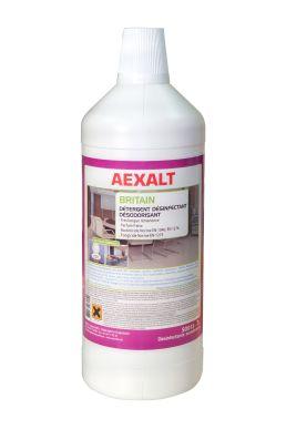 Détergent surodorant désinfectant BRITAIN NOUVELLE FORMULE Bidon 1L