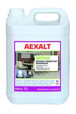 Détergent surodorant désinfectant BRITAIN NOUVELLE FORMULE Bidon 5L