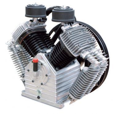 Groupe électrogène SHM K60 4 cyl-double étage- avec post-refroidisseur 1745 L