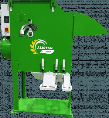 Pulitore per sementi e cereali - Mod ALS-3